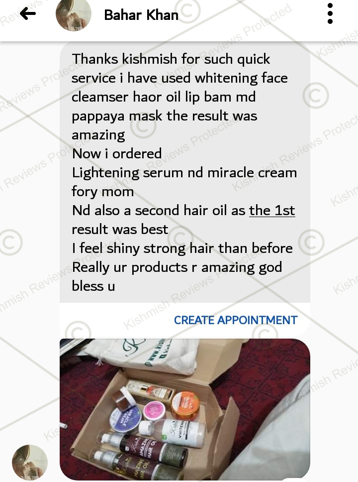 Face Lightening Serum