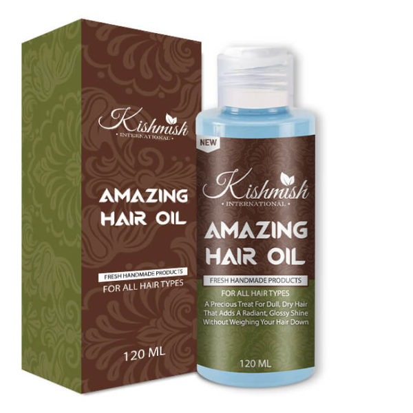 Amazing Hair Oil