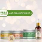 Anti pigmentation kit
