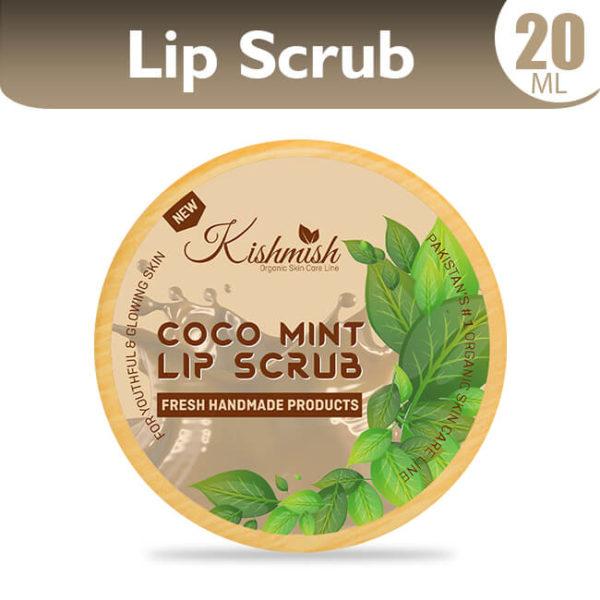 Coco Mint Lip Scrub