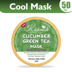 Cucumber Green Tee Mask