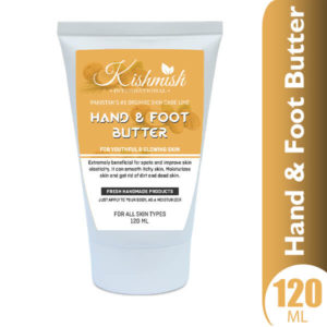 Hand & Foot Butter