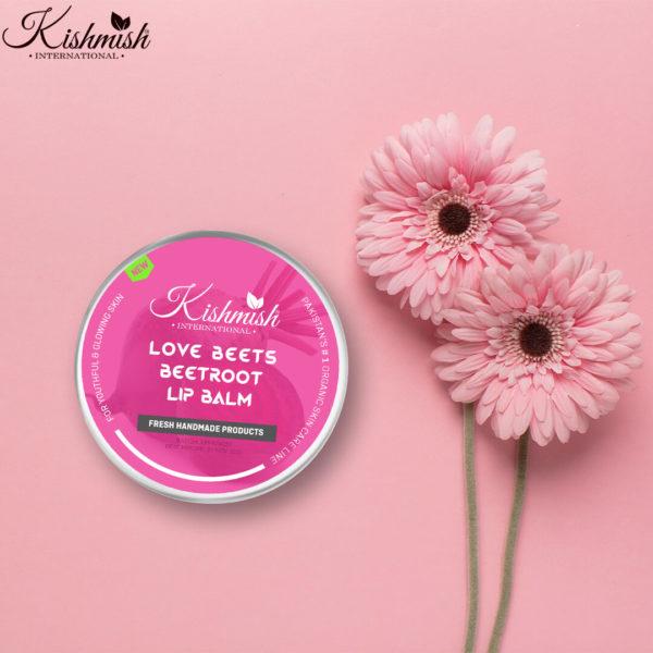 Love Beet Lip Balm