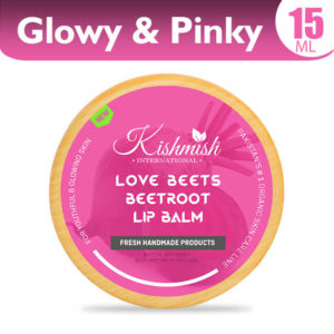 Love Beet Lip Balm Gold