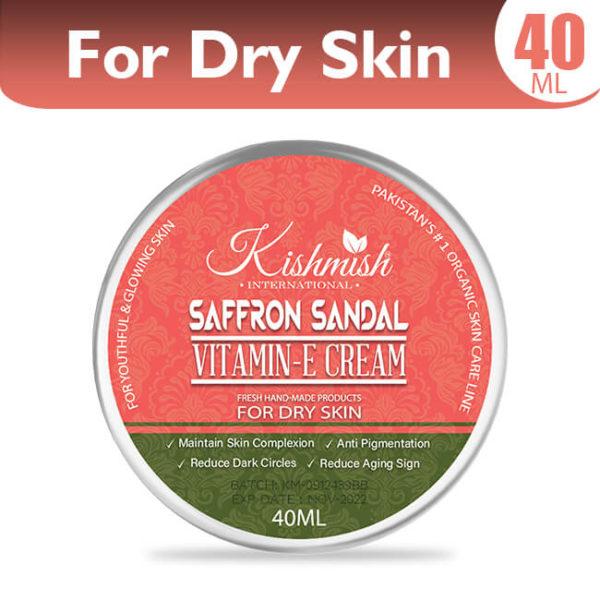 Saffron Sandal Cream
