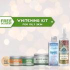 Whitening kit for Oily skin
