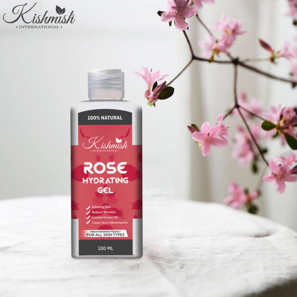 Rose Hydrating Gel