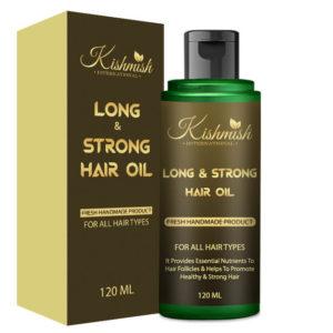 Long & Strong Hair Oil