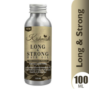 Long & Strong Hair Oil