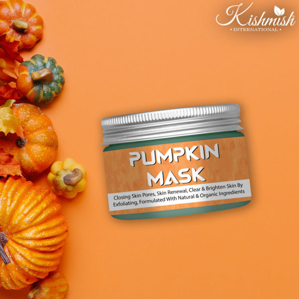 Pumpkin Mask
