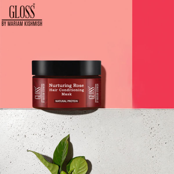 Nurturing Rose Hair Conditioning Mask