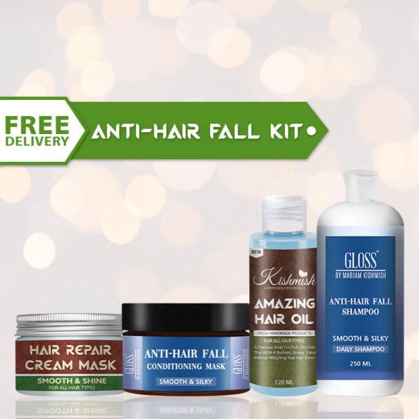 Anti-Hair Fall kit