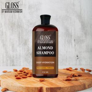 Almond Shampoo