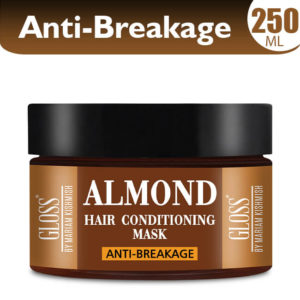 Almond Hair Conditioning Mask