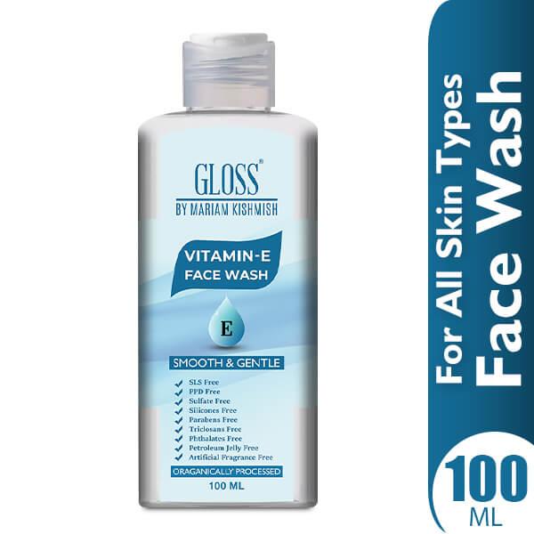 Vitamin-E Face Wash