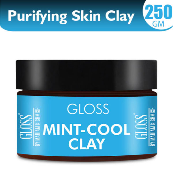 Mint Cool Clay